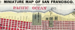 Miniature Map Of San Francisco McDonald's Miniature Map Of San Francisco (1879) Date: 1879 Author: McDonald and Williams Dwnld: Full Size (6.70mb) Source: Rumsey Map Collection Print Availability: See our Prints Page for more details pff This map isn't part of any series, but we have other maps of San Francisco that you might want to check out. A jaunty and colorful pocket street map of San Francisco dating to […]