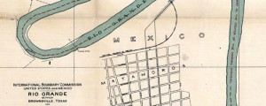 Morris Peters Co.'s Map of Brownsville, Texas and Matamoros. From 1910. Map of Brownsville, Texas and Matamoros Date: 1910 Author: Norris Peters Co. Dwnld: Full Size (4.1mb) Print Availability: See our Prints Page for more details pff This map isn't part of any series, but we have other Texas maps that you might want to check out. This very large-scale map by the International Boundary Commission of the U.S./Mexico border...
