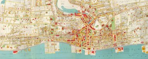 (Composite of) City of Yonkers Bien's City of Yonkers, New York in 1893 Date: 1893 Author: Julius Bien and Co Dwnld: Full Size (19.44mb) Source: Rumsey Map Collection Print Availability: See our Prints Page for more details pff This map isn't part of any series, but we have other maps of New York that you might want to check out. I'm a big fan of this Julius Bien map of...