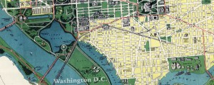 Esso pictorial guide to Washington, D.C., and vicinity : 1942. Esso Guide to Washington D.C. (1942) Date: 1942 Author: Standard Oil Company of New Jersey Dwnld: Full Size (13.41mb) Source: Library of Congress Print Availability: See our Prints Page for more details pff This map isn't part of any series, but we have other maps of Washington DC that you might want to check out. Standard Oil guide map of...