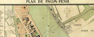 Plan de Pnom-Penh Portail's Plan de Phnom-Penh (1920s) Date: 1920 Author: A Portail Dwnld: Full Size (18.76mb) Source: Library of Congress Print Availability: See our Prints Page for more details pff This map isn't part of any series, but we have other maps of Cambodia that you might want to check out. Large-scale French map of Phnom-Penh [gmap] from 1920.