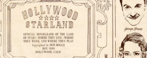 Hollywood starland : official moviegraph of the land of stars, where they live, where they work and where they play Hollywood Star Map (1937) Date: 1937 Author: Boggs Dwnld: Full Size (16.95mb) Source: Library of Congress Print Availability: See our Prints Page for more details pff This map isn't part of any series, but we have other maps of California that you might want to check out. Well, the Academy […]