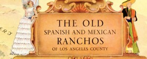 The old Spanish and Mexican ranchos of Los Angeles County Spanish and Mexican ranchos of Los Angeles County (1937) Date: 1937 Author: Gerald A Eddy Dwnld: Full Size (6.54mb) Source: Library of Congress Print Availability: See our Prints Page for more details pff This map isn&#039;t part of any series, but we have other maps of California that you might want to check out. A Gerald Eddy historical map showing...