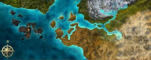 Date: 2011 Author: unknown Dwnld: Full Size (6.54mb) Source: Extclan.net Print Availability: See our Prints Page for more details pff This map isn't part of any series, but we have other maps of fictive places that you might want to check out. World of Warcraft Fantasy Map.
