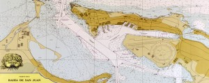 Puerto Rico, Bahía de San Juan Commemorative Map of Christopher Columbus in Puerto Rico (1992) Date: 1992 Author: US Coast Survey Dwnld: Full Size (9.28mb) Source: Library of Congress Print Availability: See our Prints Page for more details pff This map isn't part of any series, but we have other maps of exploration that you might want to check out. Tomorrow is Columbus Day so here's a Columbus map. Not […]